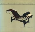 ル・コルビュジエの家具 現代の家具シリーズ2
