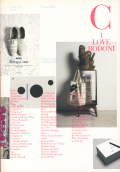 I Love Type Volume 3: I Love BODONI