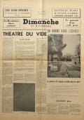 Yves Klein Presente: Le Dimanche 27 Novembre 1960 [�����]