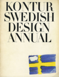 Kontur 13 Swedish Design Annual 1965/66