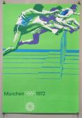 ミュンヘンオリンピック ポスター オトル・アイヒャー