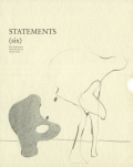 Statements (six): Rita Ackermann, Mark Borthwick, Nicola Tyson.