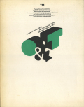 Typografische Monatsblatter [TM] January / February 1979