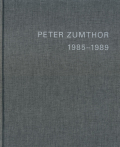 Peter Zumthor 1985-2013 Buildings and Projects 5�����å�