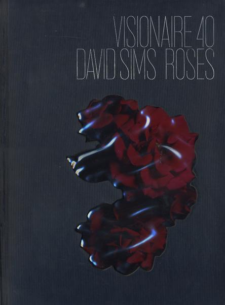 visionaire 40 roses david sims