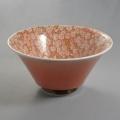 肥前花の舞マルチ麺丼 赤小菊(ピンク吹き)