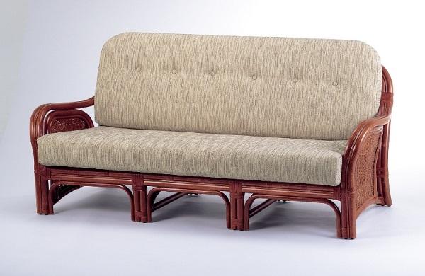 籐・ラタンのソファ
