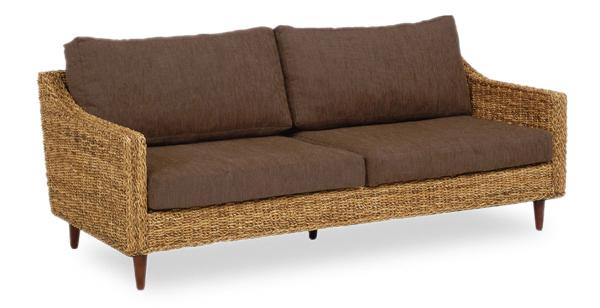 アパカ素材を使用したソファ