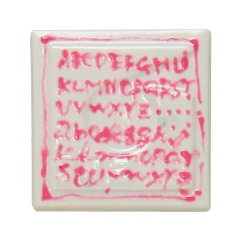 デコライナー(陶芸用盛り絵具) ピンク