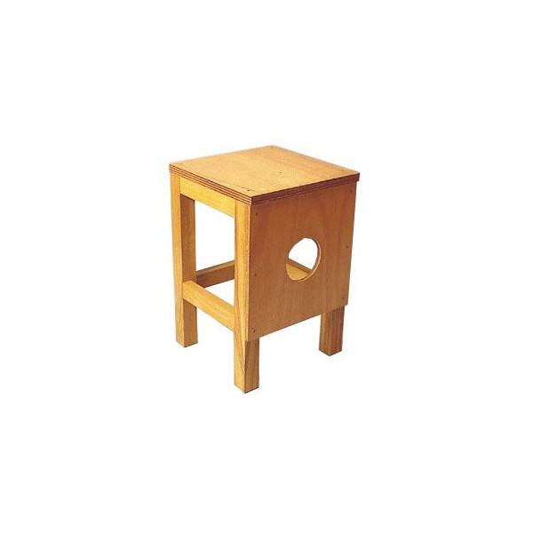 木工用角いす R型