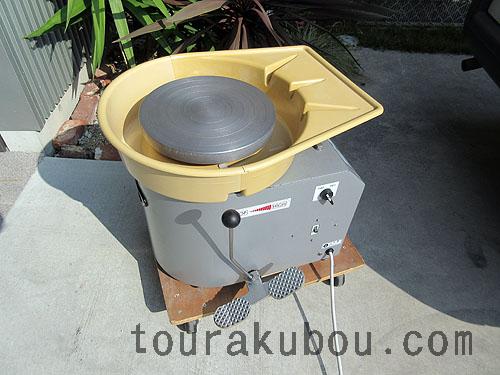 【中古】電動ろくろ RK-3D型 2011年製 <商談中>