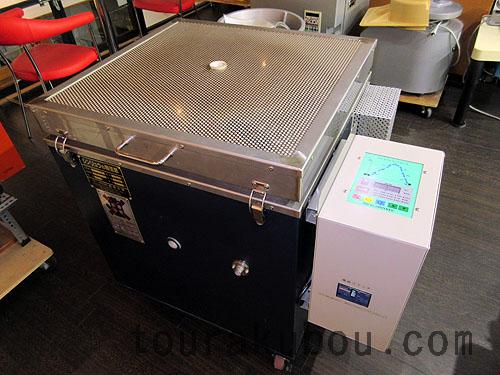 【中古】シンリュウ 電気窯『MR-7KD』 2002年製 200V単相 ※還元バーナー付