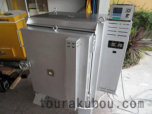 【中古】 電気窯『AC-D7』 2009年製 200V三相 ※還元バーナー付
