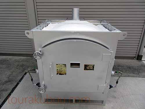 【中古】(日本電産シンポ)プロパンガス窯 『PGA-02型』フルセット 美品!<入荷○>