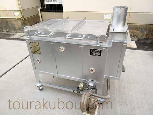 【中古】(日本電産シンポ)灯油・無煙窯『KTB-70型』Dセット<商談中△>