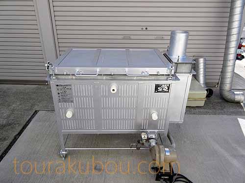 【中古】(日本電産シンポ)灯油・無煙窯『KTB-70型』温度計セット<入荷○>