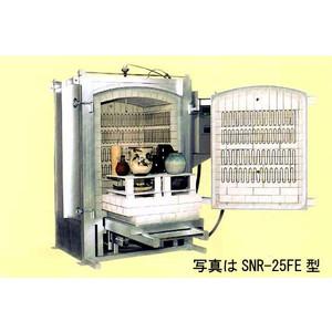 スライド式電気陶芸窯 SNR-25FEK型(還元仕様)