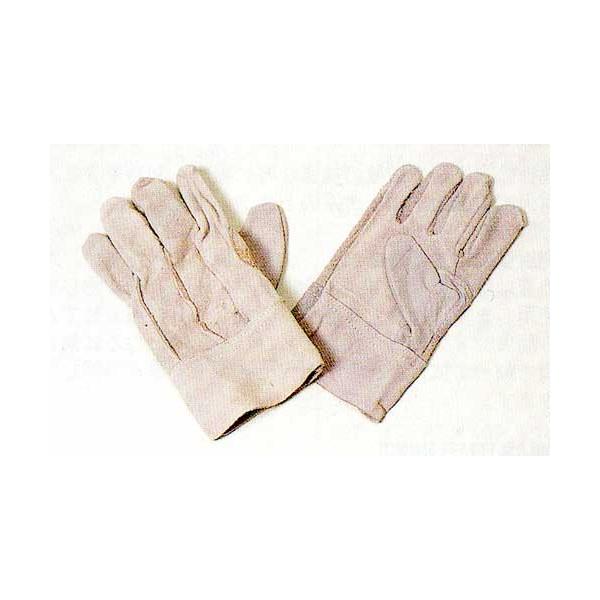 陶芸用革手袋