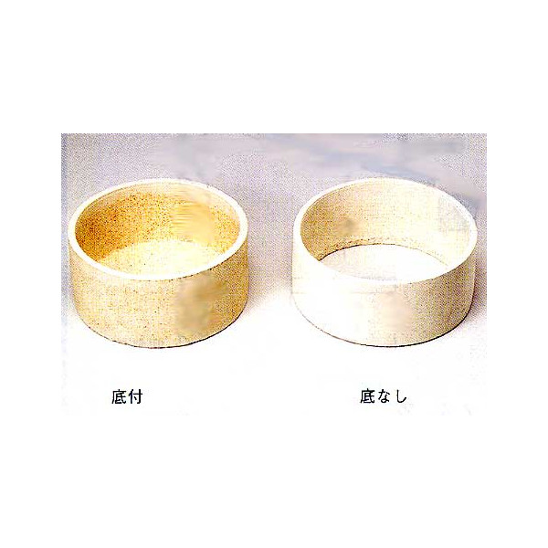 サヤ鉢(2個組)底付φ27cm