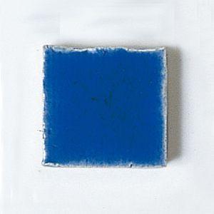 楽焼き色釉薬A(無鉛) 紺