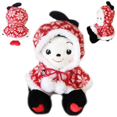 【おもちゃのジャンボ】 おめかしセレクション30 「あったかポンチョ」 プリモプエル 服 おしゃべり人形 通販 販売