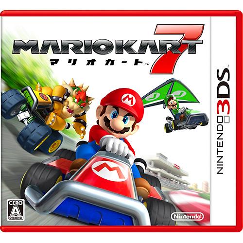 ニンテンドー3DS マリオカート7 (ゲームソフト)