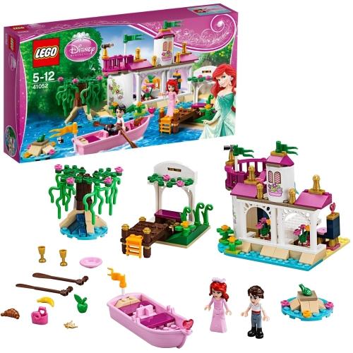 レゴ ブロック 41052 ディズニー プリンセス アリエルのマジカルキス 高知能児を育てる 遊び 勉強 学び おもちゃ 通販 販売
