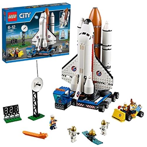 レゴ ブロック シティ 60080 宇宙センター 高知能児を育てる 遊び 勉強 学び おもちゃ 通販 販売
