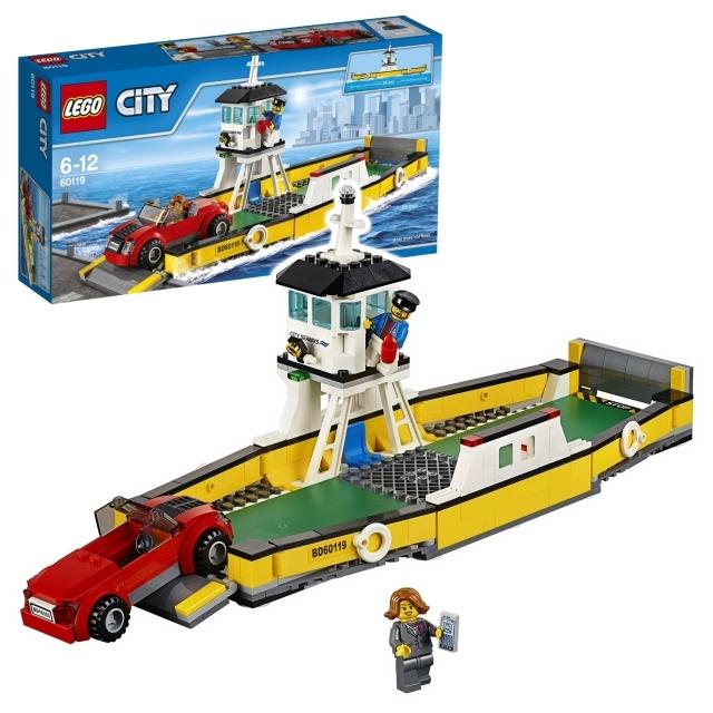 レゴ シティ フェリー 60119