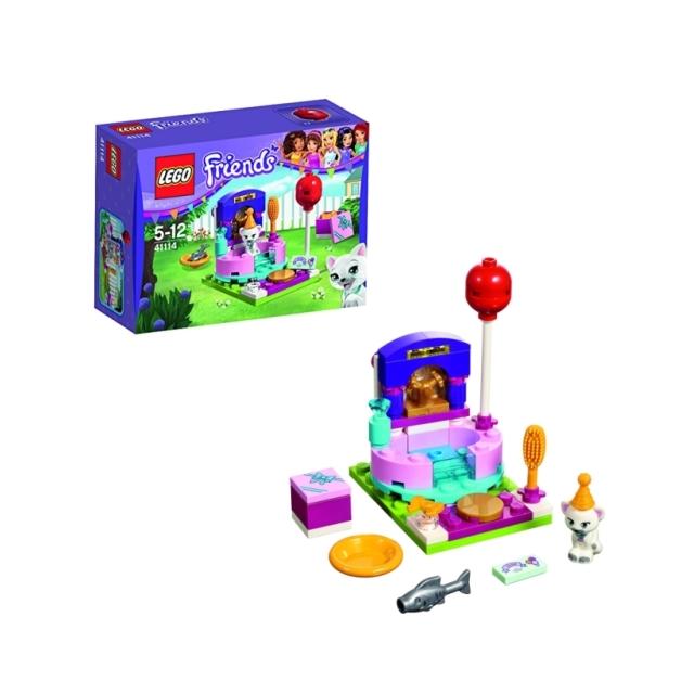 レゴ フレンズ トリミングサロン 41114