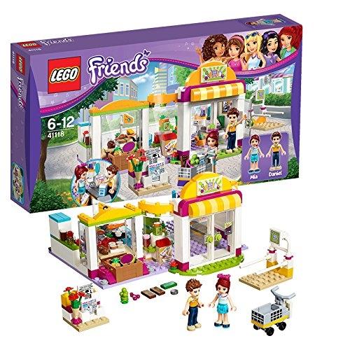 レゴ フレンズ ハートレイクスーパーマーケット 41118