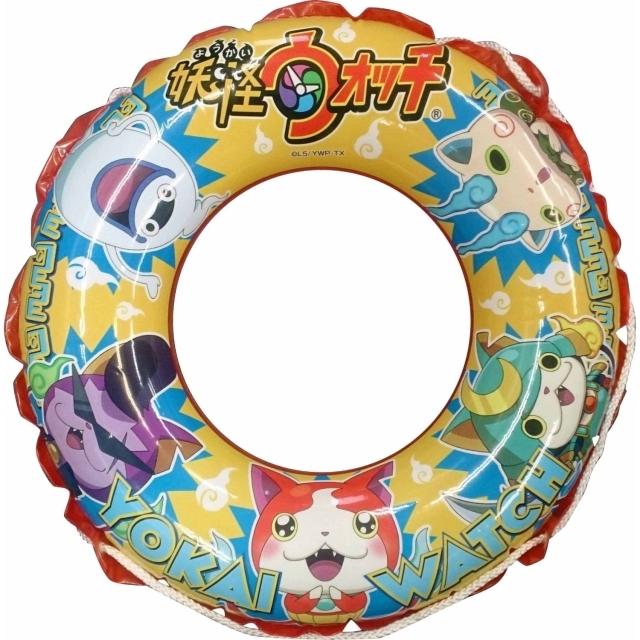 妖怪ウォッチ 55cm うきわ (浮き輪・ビーチグッズ)