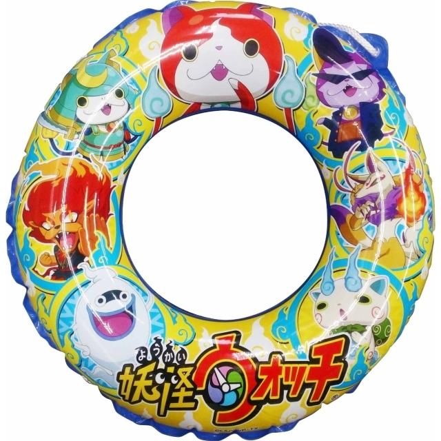 妖怪ウォッチ 60cm うきわ (浮き輪・ビーチグッズ)