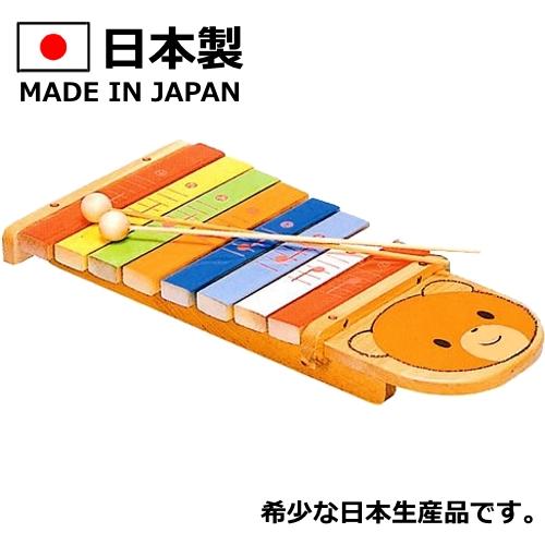 木製玩具 木のおもちゃ 安心安全な塗料を使用 贈り物やプレゼントに 国産 日本産 の希少なおもちゃ 河合楽器 KAWAI シロホン シロフォン