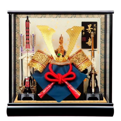 2015年度(平成27年度)新作 五月人形 端午の節句 兜飾り 鎧飾り 子供大将 武将飾り 鯉のぼり こいのぼり 通販 販売