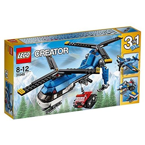 レゴ クリエイター タンデムローター 31049