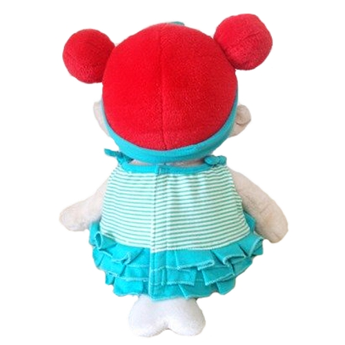 マリン柄ロングワンピースはワンピースとおそろいのヘアバンドで涼しげな印象になる可愛いプリモプエルシリーズ用の別売りお洋服です。