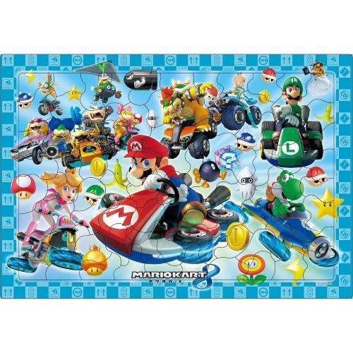 幼児用パズル B4パズル 板パズル チャイルドパズル ピクチュアパズル ピクチャー スーパーマリオ
