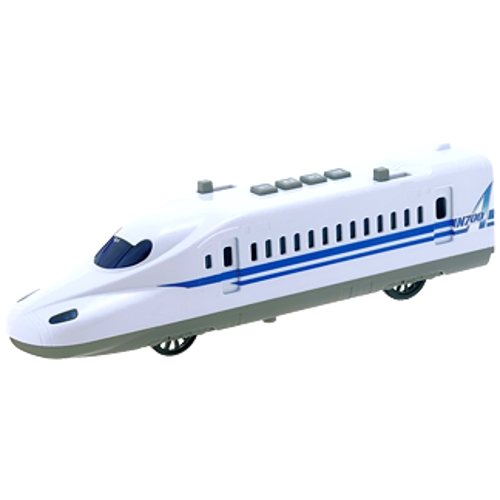 【おもちゃのジャンボ】 N700系A 新幹線 (ライト・リアルサウンド・フリクション) 働く 車 おもちゃ 通販 販売