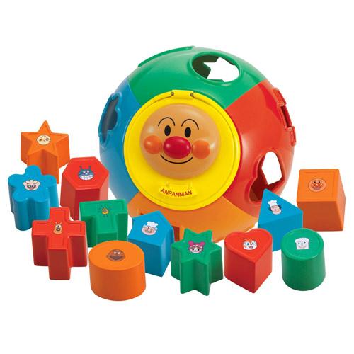 【おもちゃのジャンボ】 アンパンマン NEW まるまるパズル おもちゃ 通販 販売