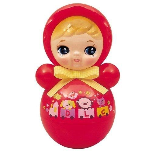 【おもちゃのジャンボ】 おきあがりポロンちゃん 25cm (おきあがりこぼし) ベビー 赤ちゃん おもちゃ 通販 販売