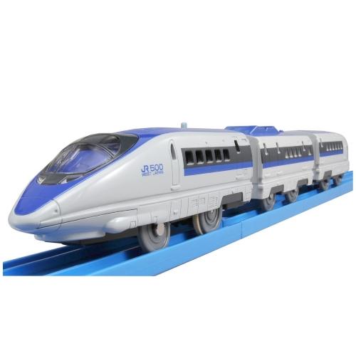 プラレール S-02 ライト付 500系新幹線 通販 販売