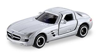 トミカ No.091 メルセデスベンツ SLS AMG