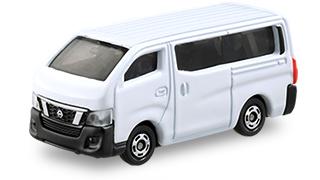トミカ No.105 日産 NV350キャラバン