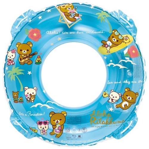 【おもちゃのジャンボ】 リラックマ 90cm 浮き輪 うきわ プール ビーチグッズ 水あそび 通販 販売