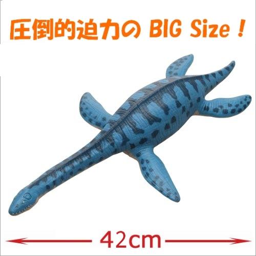 恐竜フィギュア プレシオサウルス ビニールモデル