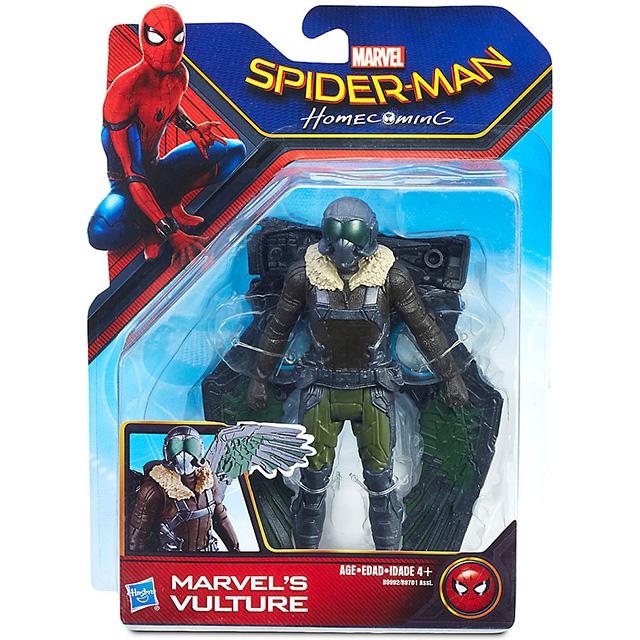 スパイダーマン:ホームカミング 5インチ ベーシック アクションフィギュア ヴァルチャー