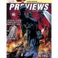 アメリカンコミックス コミックカタログ プレビューズ 2017年4月号