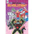 アメリカンコミックス IDWコミックス レボリューション アーイェー #1 【メール便可】