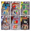DCコミックス キッドロボット DCユニバースラビット ミニフィギュア シリーズ1 : 6体セット (バットマン&スーパーマン&ベイン&グリーンランタン&レッドフード&サイボーグ) 【パッケージダメージあり】